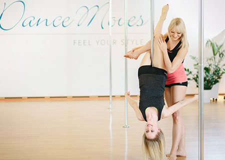 Dance Moves by Lis – Academy News
